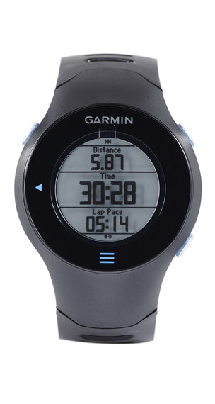 Garmin Forerunner 610 HR incl. Premium chest strap black